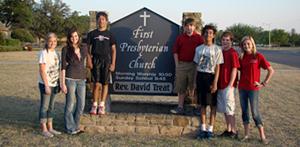 First Presbyterian Church, Vernon Texas