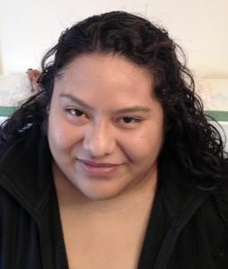 Nursery Attendant Crystal Escobedo